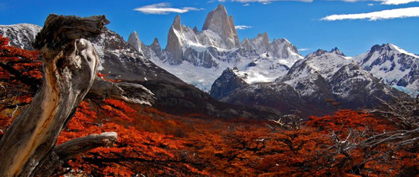 Marvelous Patagonia and Capitals