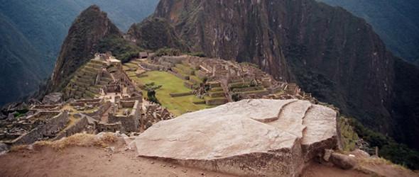 Jungle Falls & Machu Picchu