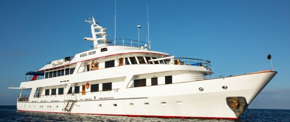 Galapagos Western Islands  M/Y Passion Adventure
